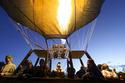 Champagne Balloon Flight at Mareeba in North Queensland,